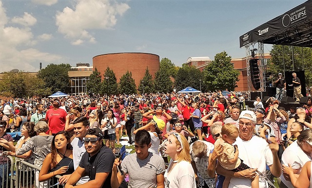 MTSU Hosted NASA Sanctioned Eclipse Event