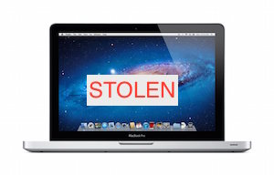 MacBook Pro Stolen from E. Clark Blvd. Home