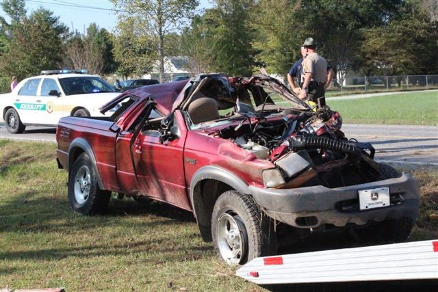 Tennessee Had 459 Non-Interstate Traffic Deaths In 2013