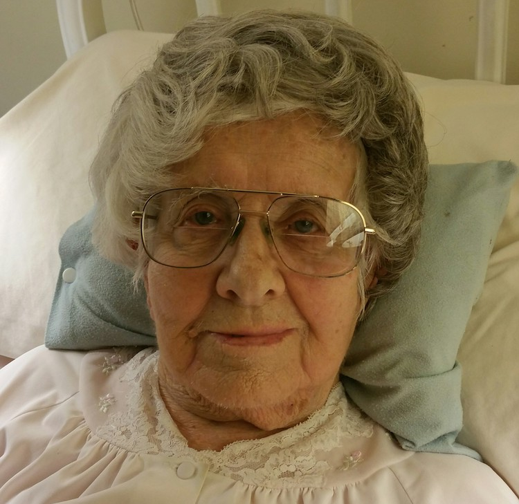 Rutherford County's Eldest Resident Turns 107 Today