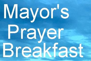 2020 Mayors Prayer Breakfast
