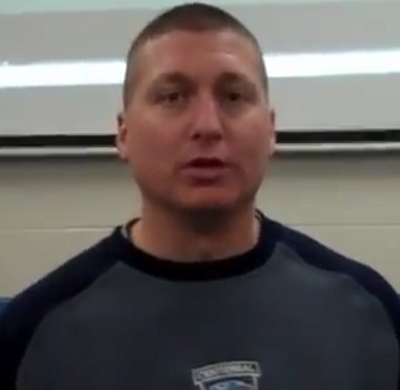 Siegel Hires Michael Copley as Football Coach