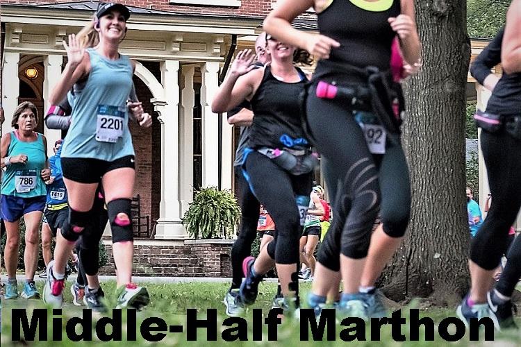 Middle-Half Marathon