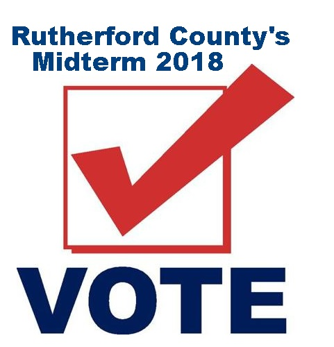 Record Number of Rutherford Countians Vote Early