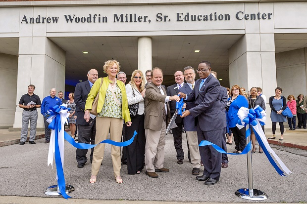 MTSU Unveils New Miller Education Center on Bell Street