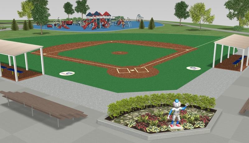 Miracle Field is coming to Murfreesboro | Jackson Jones, MTSU, Multimedia Journalist, @jacksonreports,  Miracle Field Murfreesboro Baseball City Council  David Price