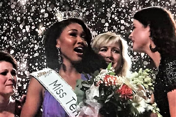 Local Teacher Is Miss Tennessee