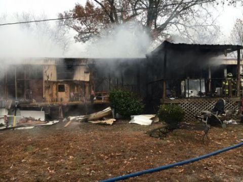 Mobile Home Fire Takes Life of Three in DeKalb Co. - Names Released