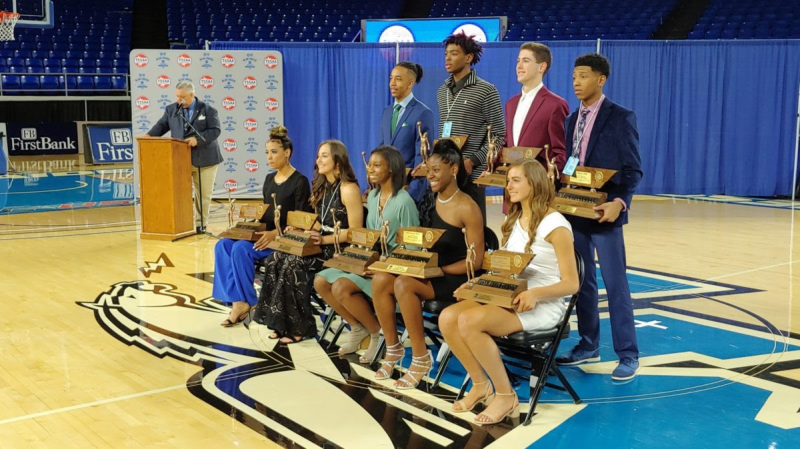 Eagleville's McClaran Mr. Basketball; 2020 Awards presented in Murfreesboro