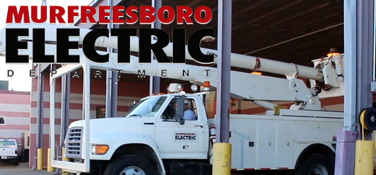 Public Power Week Celebrated by Murfreesboro Electric THIS Week