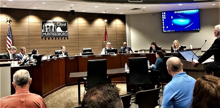 FY 2020 Tax Increase Proposed for Murfreesboro | property tax increase, more fees for garbage, FY 2020, Murfreesboro, Craig Tindall, Shane McFarland, WGNS
