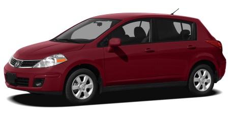 Nissan Recalls 2012 Versa Autos