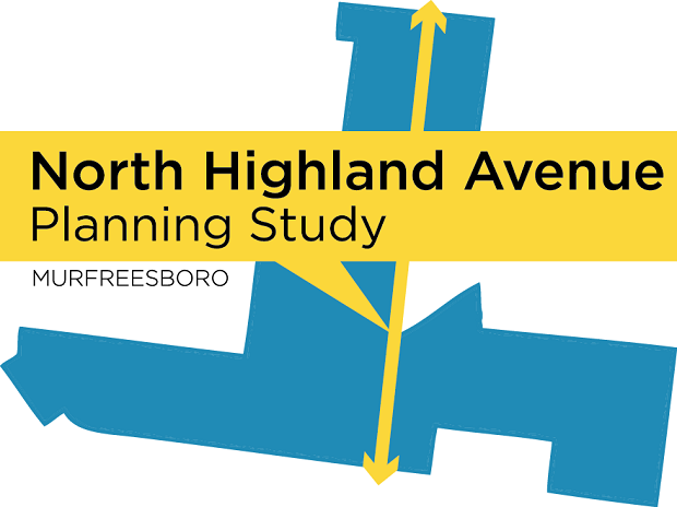 Public Invited to City's North Highland Avenue Planning Study Visioning Workshop