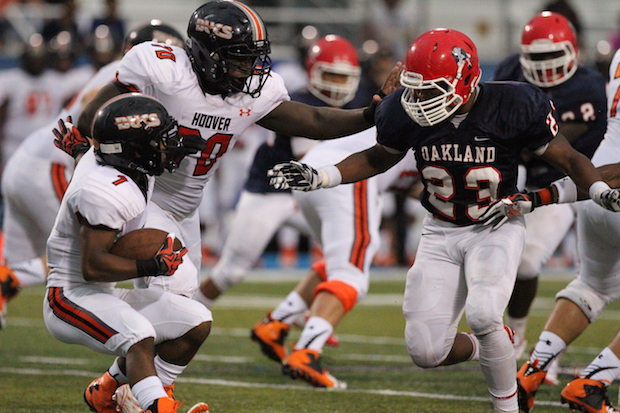PHOTOS: Oakland vs. Hoover, AL