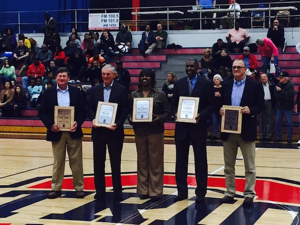 Oakland Basketball Hall of Fame Inductees