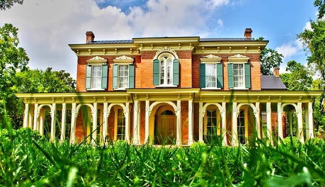 NOW, Self-Guided Tours Of Oaklands Mansion! | Oaklands Mansion, self-guided tours, August, Murfreesboro, WGNS