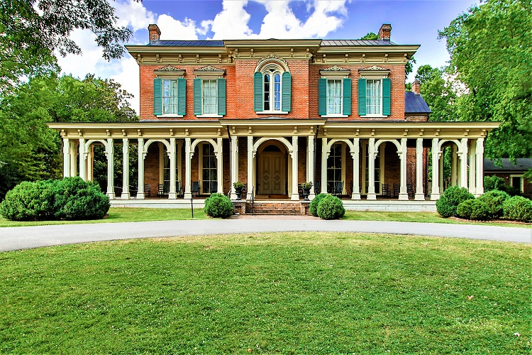 OAKLANDS MANSION Has Free Admission Saturday