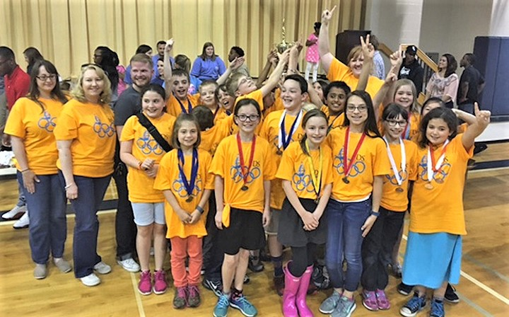 MTSU Helping 400+ Olympiad Elementary Students