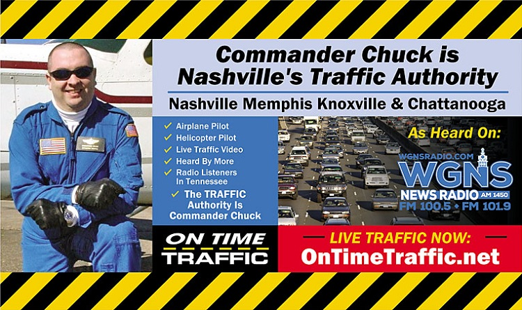 Traffic Reports and Interactive Map - Murfreesboro News and