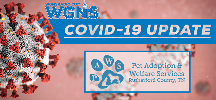 PAWS Modifying Operations in Response to COVID-19