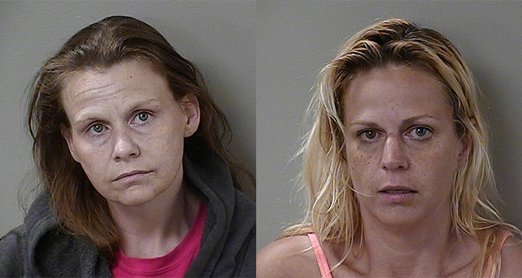 Duo Face Drug Charges After Stopped for Stolen Vehicle