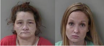 Two Female Fugitives Arrested After Shoplifting Attempt