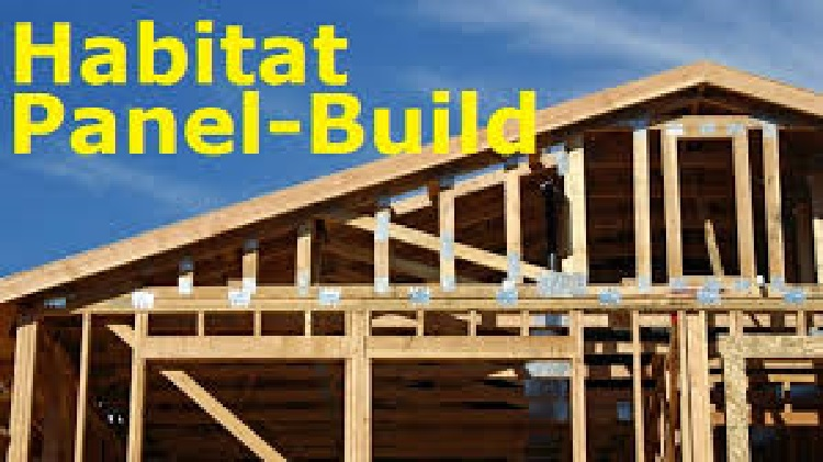 The Three Local Rotary Clubs Helping Habitat for Humanity