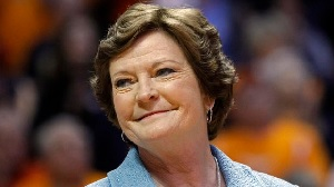 UT's Pat Summitt Died Tuesday Morning