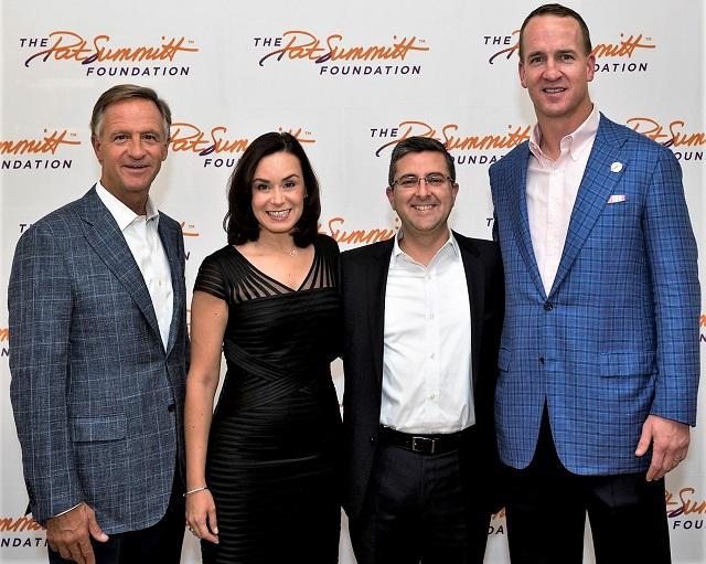 Governor and Crissy Haslam, Peyton Manning Raise $ For Alzheimer's
