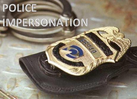 Douglas Avenue Man Robbed by Police Impersonators