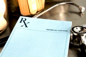 Prescription Pad Stolen from Psychiatric Office