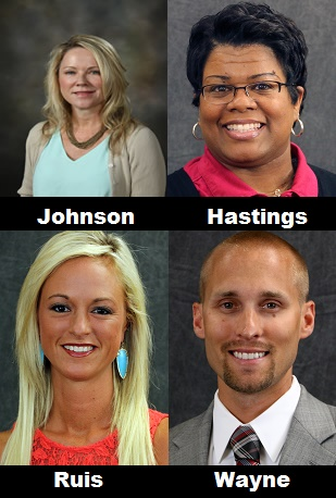 Four New RuCo Schools Principals Named