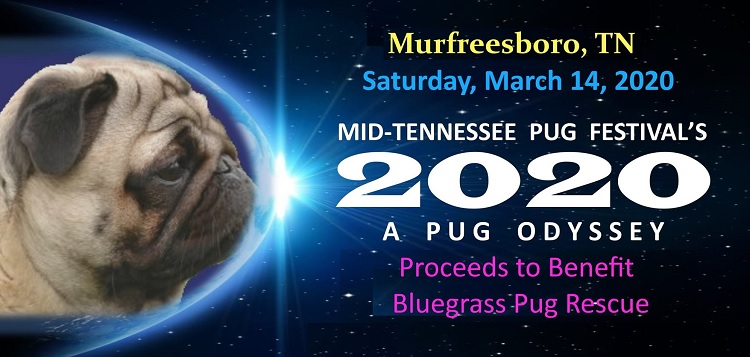 Pug-Fest March 14th at Barfield Park