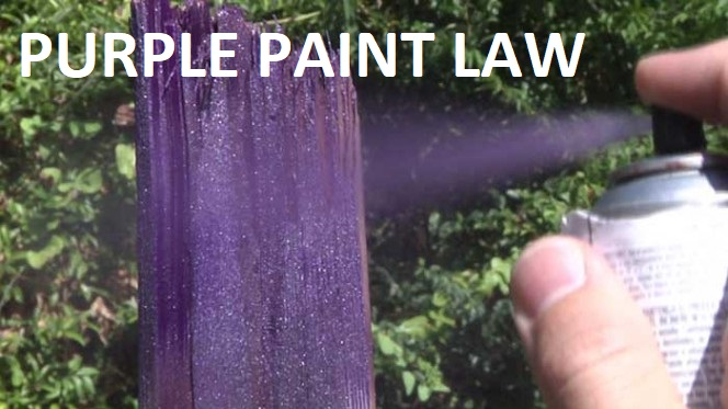 Hunters Beware of Purple Paint Law in Tennessee