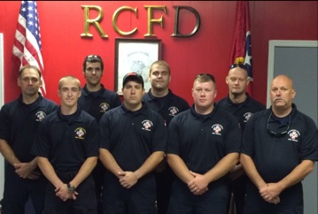 RCFRD Opens Second Fully-Staffed Fire Hall