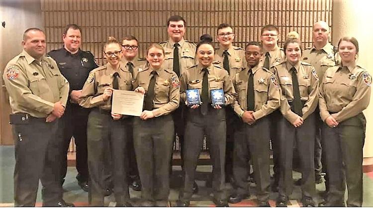 RCSO Explorers Take Top Awards