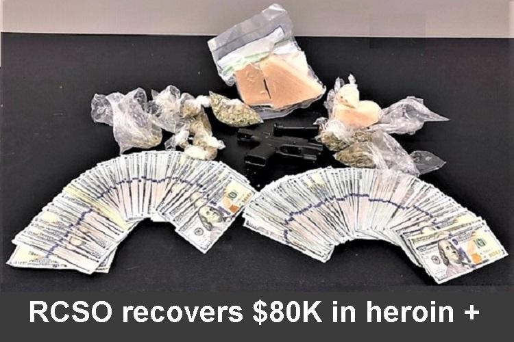 Sheriff Seizes $80K of Heroin in La Vergne