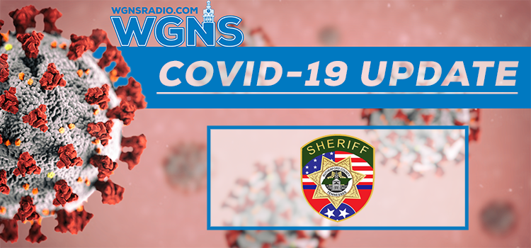 Sheriff's Office / Detention Center Coronavirus Precautions