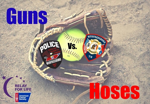 MFRD and MPD to Participate in Guns N Hoses Softball Game to Benefit Relay for Life