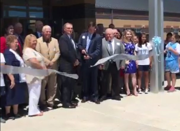 Rocky Fork Middle School Building Dedicated