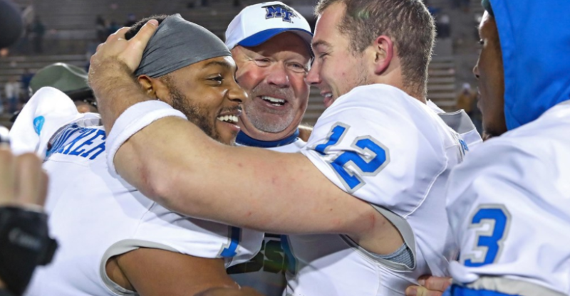 Blue Raiders Down Arkansas State to Claim Camellia Bowl