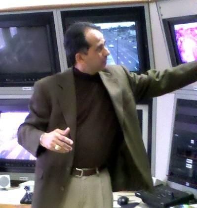 Ram's Road Warnings   Traffic Engineer, Murfreesboro, Ram Balachandran, road warnings, WGNS