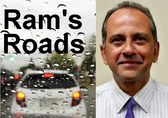 January includes a variety of weather, and much of it impacts road conditions and construction sites. Assistant Traffic Director Ram Balachandran warns motors of potential trouble spots today through January 18, 2020.