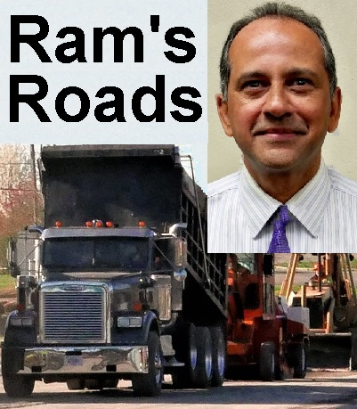 Ram's Nearing Holiday's Road Projects