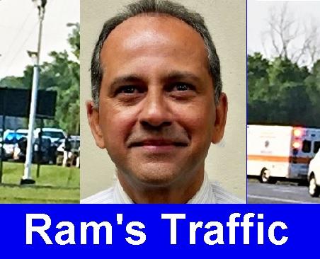 Ram's LABOR DAY WEEKEND Road Report | Traffic Engineer, Murfreesboro, Ram Balachandran, Labor Day Weekend, WGNS