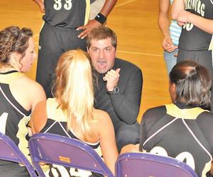 Riverdale Names Randy Coffman Girls Basketball Coach
