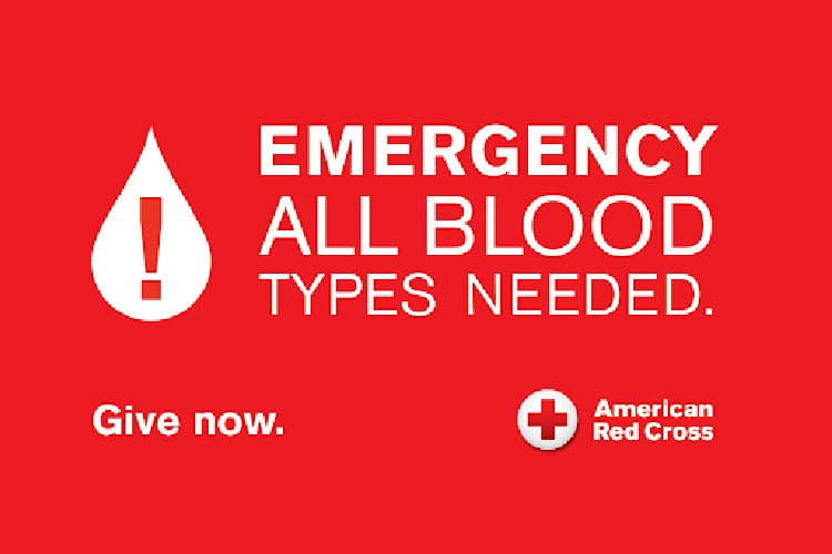 In times of need, people come together to support one another. The American Red Cross is asking for healthy individuals to step up to help patients experiencing health crises by donating blood or platelets.