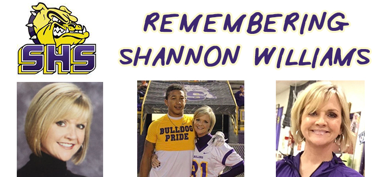 Smyrna Mourning the Passing of Shannon Williams