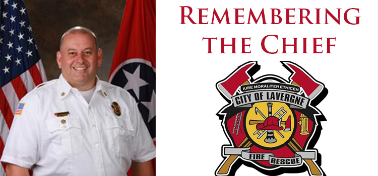 La Vergne Fire Chief Passes Away