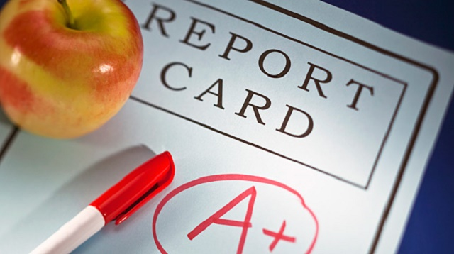 County Report Cards on Thursday